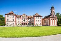 Baroque palace. Mainau island, Germany