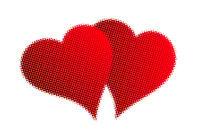 Valentine,Valentine's day,Saint Valentine's day,dubble heart