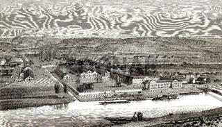 John Cockerill  Company, Seraing, Belgium, 19th century