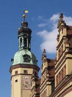 Leipzig - Old City Hall, Germany