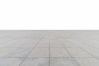 empty square floor