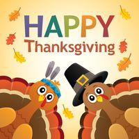 Happy Thanksgiving theme 7