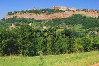 Orvieto in Umbrien