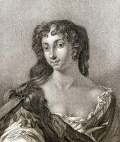 Anne Wharton, English poet