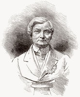 Arcisse de Caumont, 1801-1873, a French historian and archaeologist