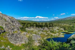 Faszinierende Bergwelt