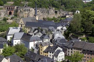 Luxemburg Stadt 003. Luxemburg