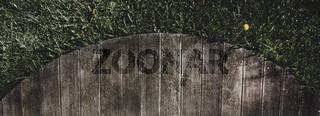 Für den Entwurf - Bretter einer Holzbohlen Terrasse