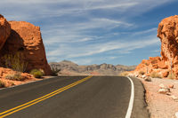 Scenic Route Valley of Fire 3