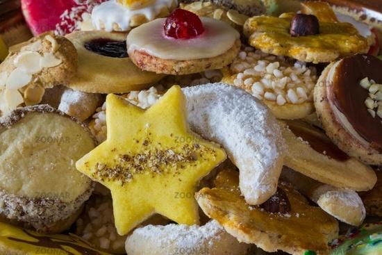 Traditionelles Weihnachtsgebäck.Photo Traditionelles Weihnachtsgebäck Image 9798431