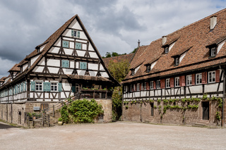Monastery in Maulbronn in June 03 2014