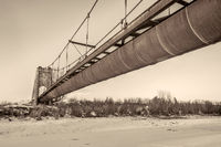 Great Western Sugar Company Effluent Flume and Bridge