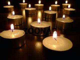 dreizehn Lichter / thirteen candles
