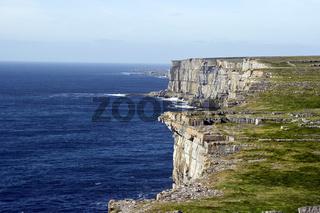 Steilküste, Irland