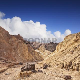 Golden Canyon Death Valley Calfornia