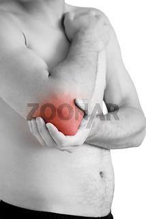 elbow ache