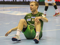 handball player Daniel Petterson (SC Magdeburg)