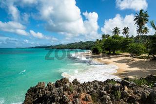 Beach of 'Playa Rincon'