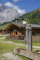 Hut idyll in Tirol