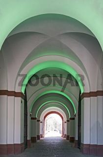 Festung Germersheim - Durchgang Weißenburger Tor