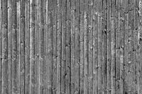Wooden wall black and white
