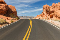 Scenic Route Valley of Fire 2