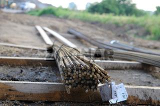 Baustelle - Autobahn