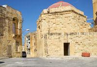 The Salvatur Church. Kalkara. Malta