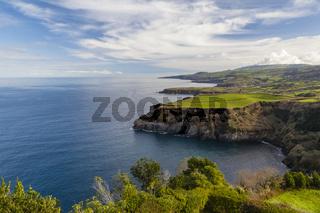 Blick vom Miradouro De Santa Iria - Sao Miguel - Azoren