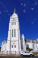 church in Bredasdorp, South Africa