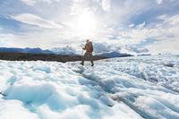 Hike in Alaska