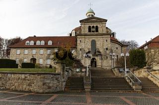 Georgsmarienhütte-Holzhausen, Haus Ohrbeck, dient heute als Bildungsstätte, Franziskanerkloster