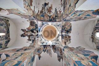 Iconography Zemen Monastery Bulgaria