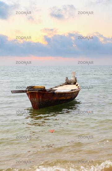 Секс в рыбацкой лодке 11 фотография