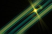 Futuristic eco stripe background design with lights