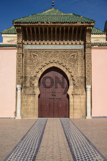 Meknes - one of the four Imperial cities of Morocco