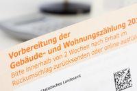 Formular für Gebäude- und Wohnungszählung 2011 (no pr)