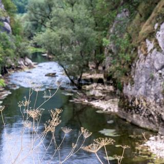 Schlucht der Sana, Bosnien