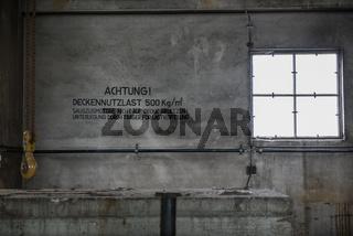 Kesselhaus in einem Kohlekraftwerk