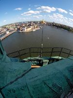 View from the Stockholm City Hall