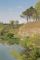 Fortifications in Palmanova