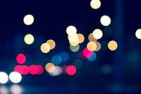 City night background.