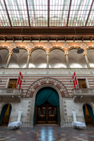 Copenhagen town hall Interior