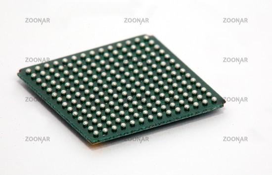 BGA-Chip / Unterseite
