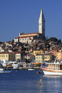 Stadtansicht | City view, Rovinj