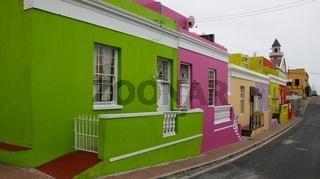 Bo Kaap Viertel