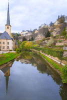 Buildings and ruins from Luxembourg