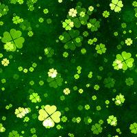 a grunge seamless clover texture