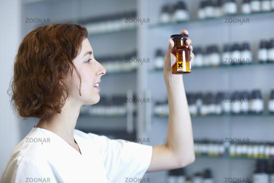 Calciumchlorid in Apotheke