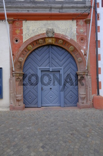 Karlstadt, Landkreis Main-Spessart, Unterfranken, Bayern, Deutschland
